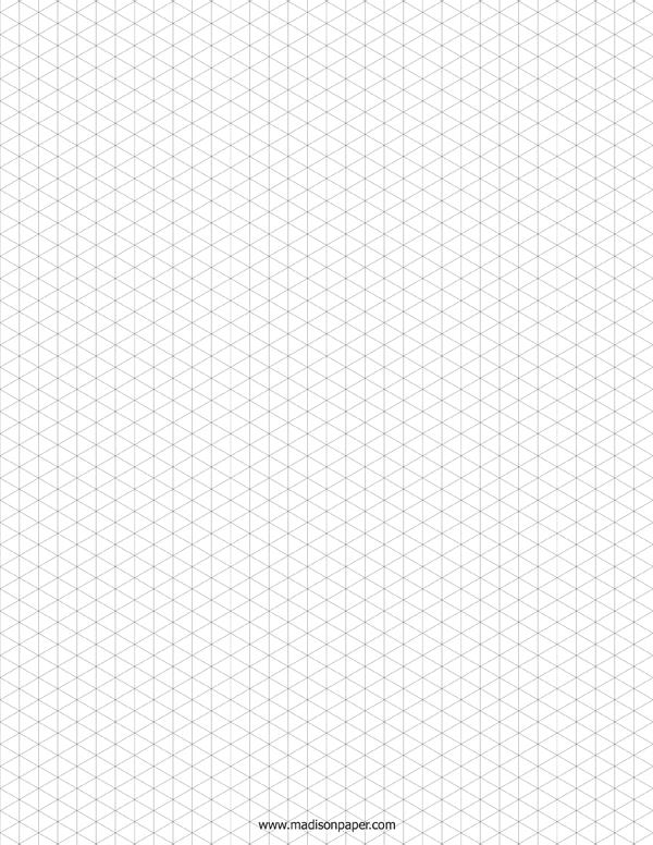 isometric graph paper  u2013 madison u0026 39 s paper templates